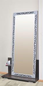 Зеркало напольное  мод 3 Чайка-10